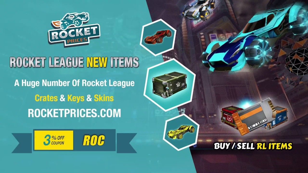 Buy Cheap New Rocket League Items, Fast & Safe Trading