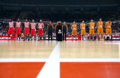RedTheos24: Ο ποδοσφαιρικός Ολυμπιακός στο ΣΕΦ (photos)