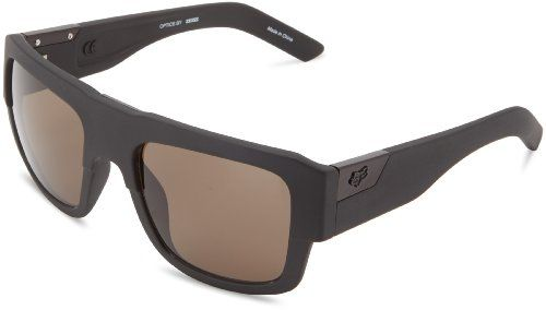 c332d2243f Fox The Decorum 06309902OS Rectangular SunglassesMatte Black Warm Grey54 mm      Continue to the product at the image link. (This is an affiliate link)    ...