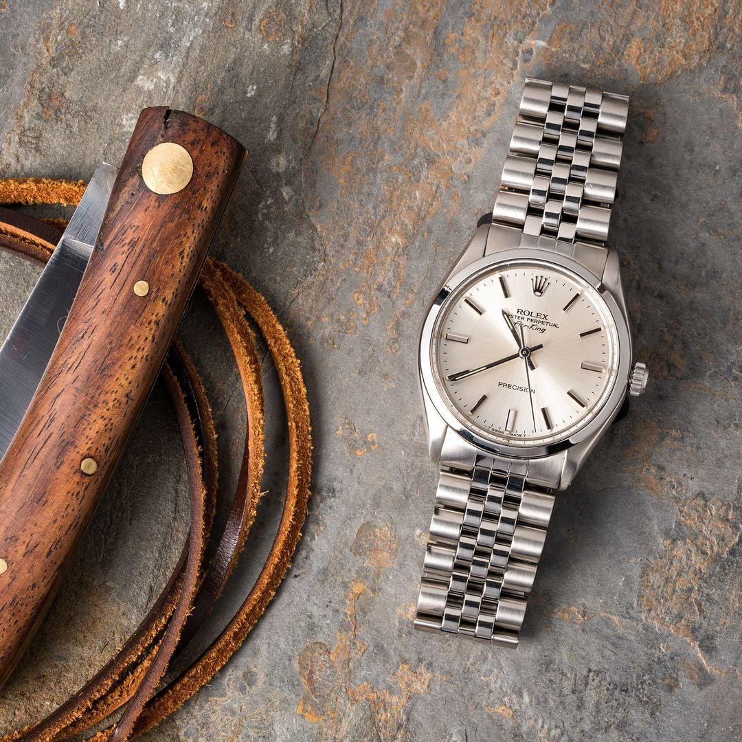 Three Great Watches to Start a Vintage Rolex Collection