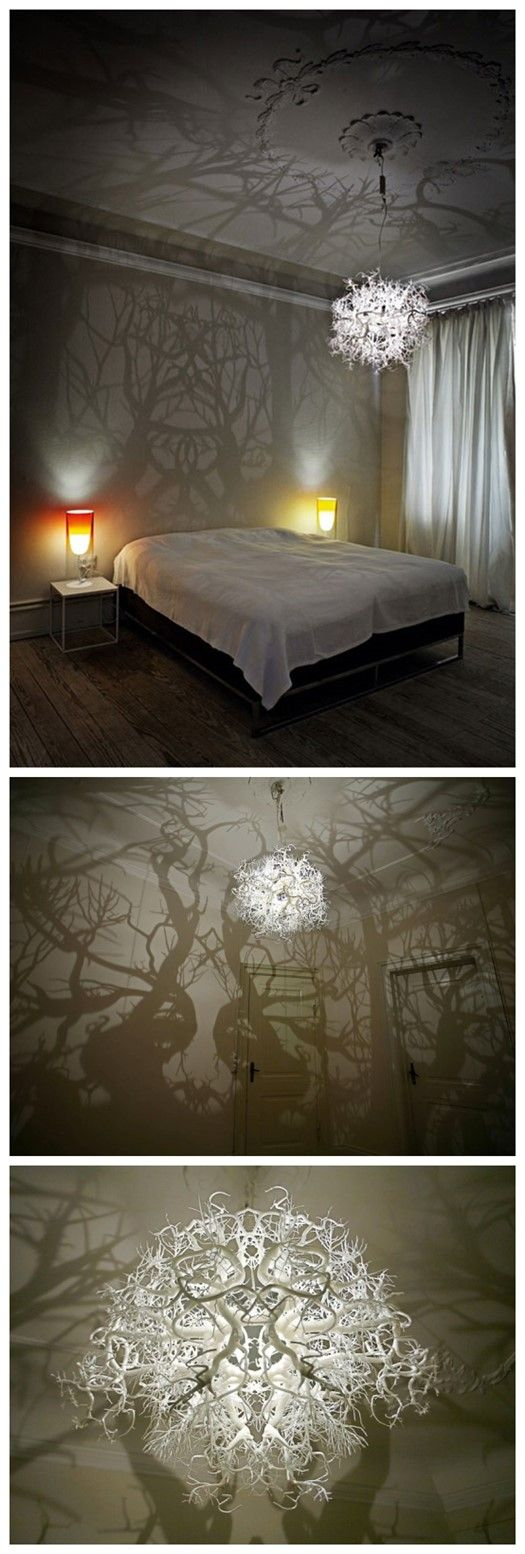 How To Make Forest Inspired Diy Tree Branch Shadow