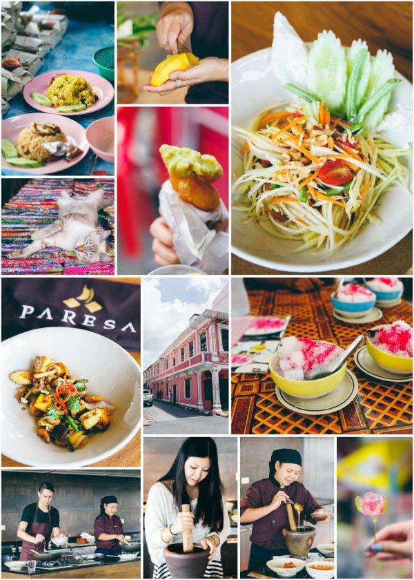 Review Paresa Vegetarian Street Food Festival Package Vegan Miam Food Festival Street Food Food