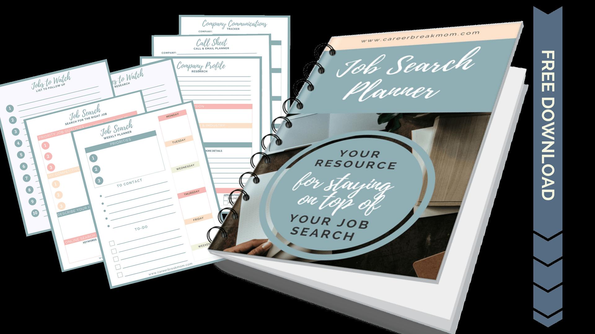 Job Search Planner