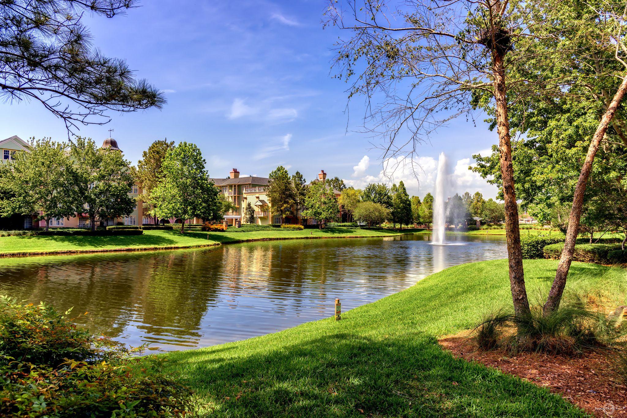 The Pond At Saratoga Springs Saratoga springs resort
