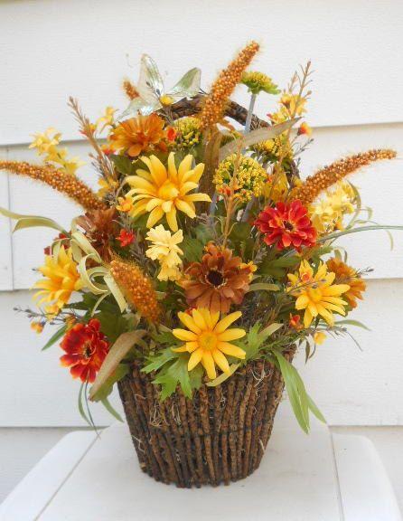 Fall silk flower arrangement in rustic twig by flowersandfrills fall silk flower arrangement in rustic twig by flowersandfrills 3295 mightylinksfo Gallery