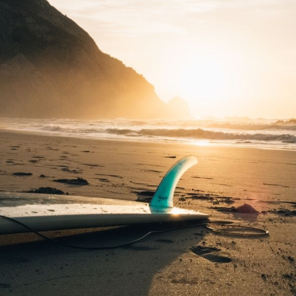 You Won T Believe What This Surfboard Is Made Of Surfing