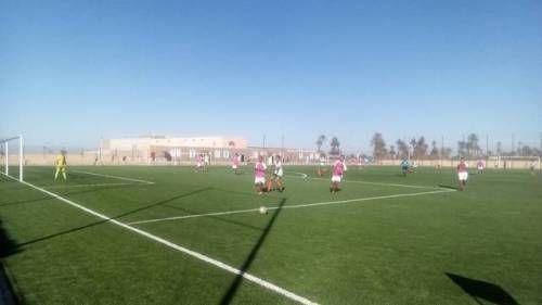 نهاية مباراة الجولة الثالثة من بطولة القسم الرابع لعصبة سوس لكرة Soccer Field Sports Soccer