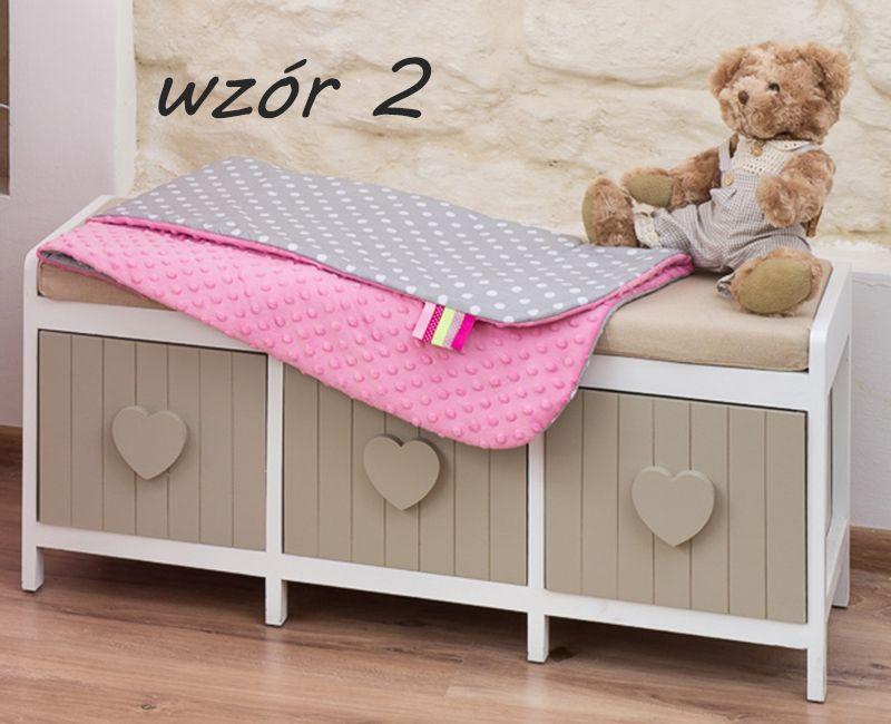 Kocyk Minky 75x100 Nowe Wzory 4 Pory Roku 5388839045 Oficjalne Archiwum Allegro Storage Bench Home Decor Decor