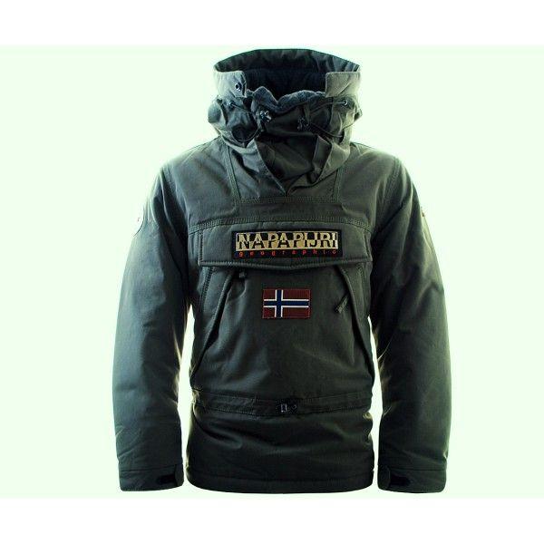 nuovo di zecca ff5aa 56617 NAPAPIJRI SKIDOO 14 - giacca uomo - invernale - collezione ...