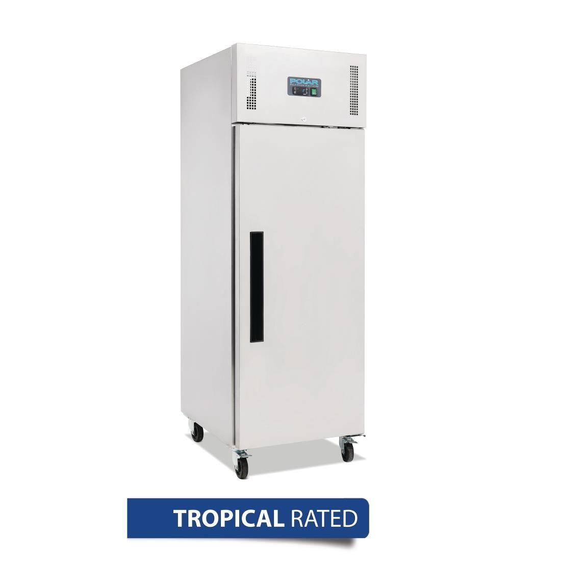 Polar G Series Upright Freezer Stainless Steel 600ltr Stainless Steel Fridge Upright Freezer Upright Fridge