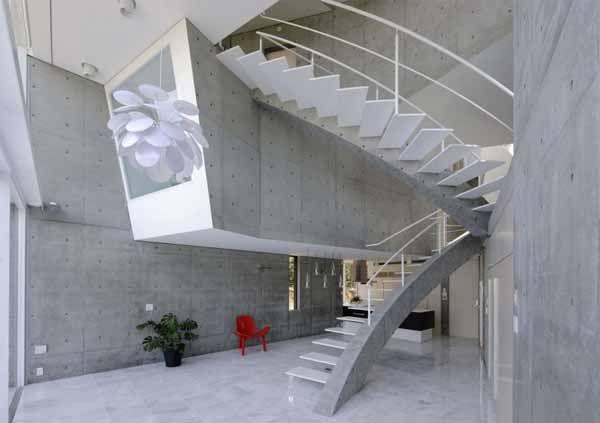 Impressive Contemporary Home in Kyoto: T House