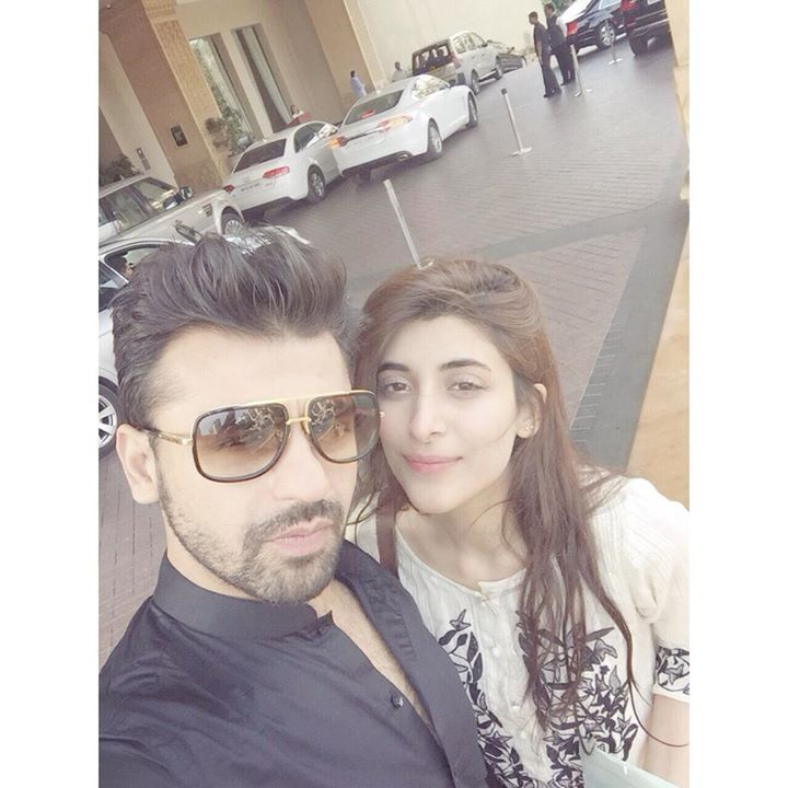 Urwa Hocane and Farhan Saeed Spending Vacations Together In India