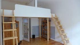 Etagenbett Nach Maß : Cama luna hochbett hochebene galerie nach maß diy und