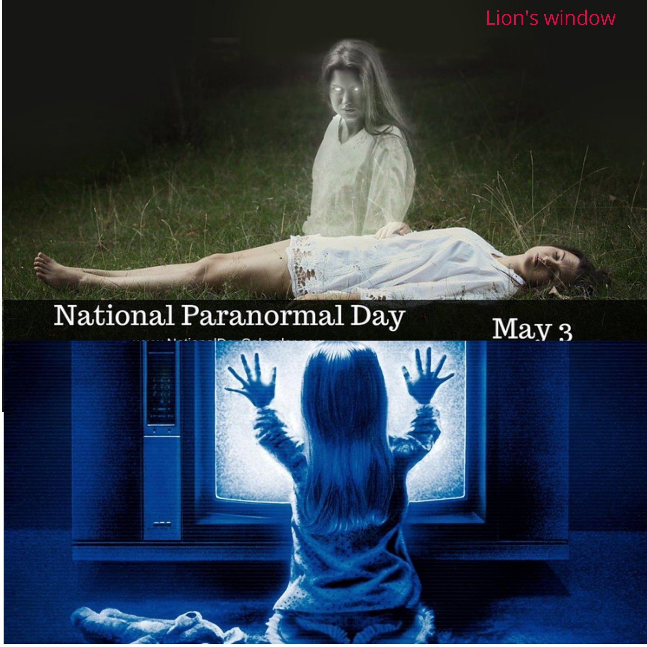 22++ Paranormal day ideas