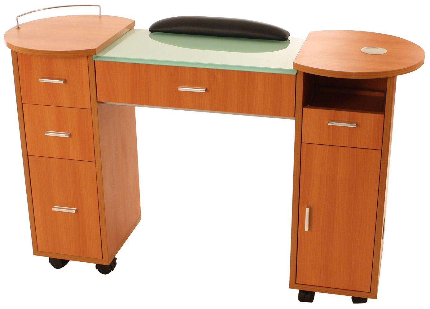 CC-9719 - Manicure Table | Nail salon equipment, Salon equipment and ...
