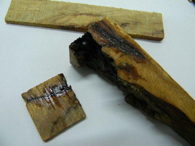 Wood Pens - Canetas de Madeira