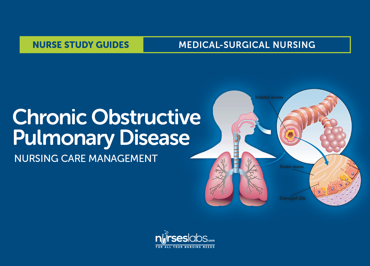 Chronic Obstructive Pulmonary Disease Copd Nursing Care