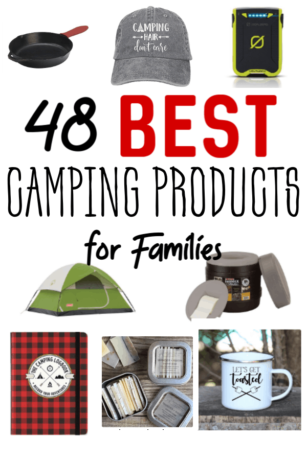 Photo of 48 Best Camping Products for Families