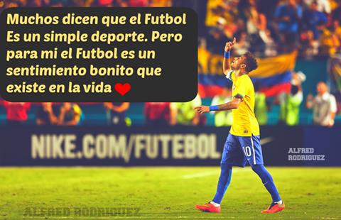 Amo El Fútbol Fraces De Futbol Poemas De Fútbol Y Frases