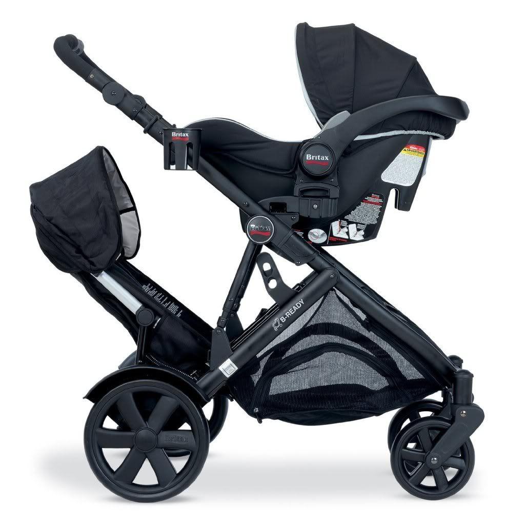 Infant Car Seat For Britax B Ready