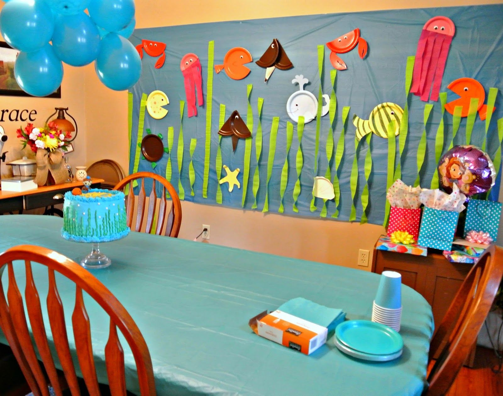 Octonauts Birthday Party rub a remarkably unexceptional blog