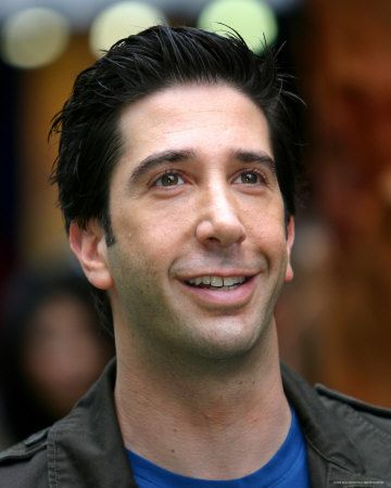 david schwimmer height