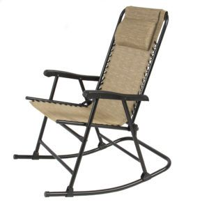 Outdoor Fold Up Rocking Chairs