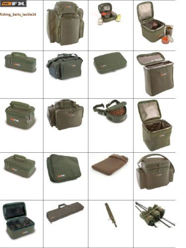 Wychwood System Select Luggage Fishing Luggage Full Range