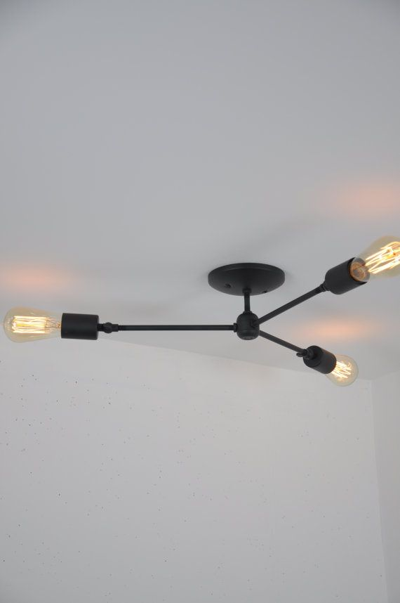 contemporary flush mounted mount fixtures ceiling modern ceilings light