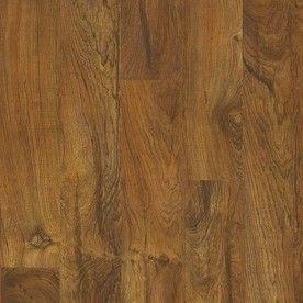 Style Selections Laminate Flooring laminate flooring Style Selections 543 In W X 3976 Ft L Brazilian Teak Embossed Laminate Wood Planks Lx10100773