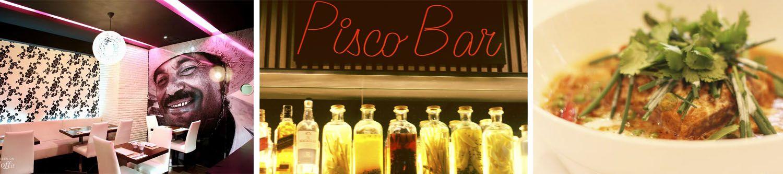 Tepic - Tiradito Pisco Bar - Sudestada - restaurantes internacionales Madrid
