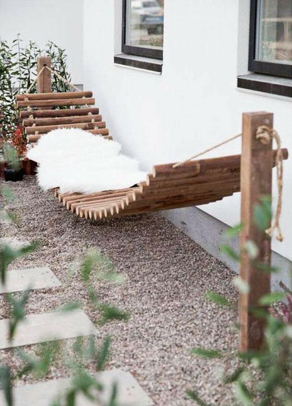Fantastische DIY Schaukel Ideen für einen echten Traumbereich im Sommer