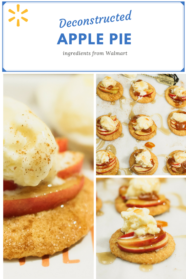 Wow your guests with this easy dessert recipe these handheld wow your guests with this easy dessert recipe these handheld deconstructed apple pies are great forumfinder Image collections