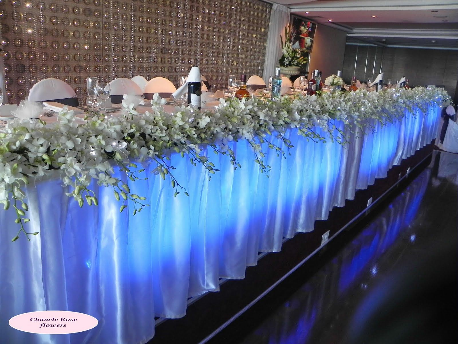 orchid wedding decoration ideas