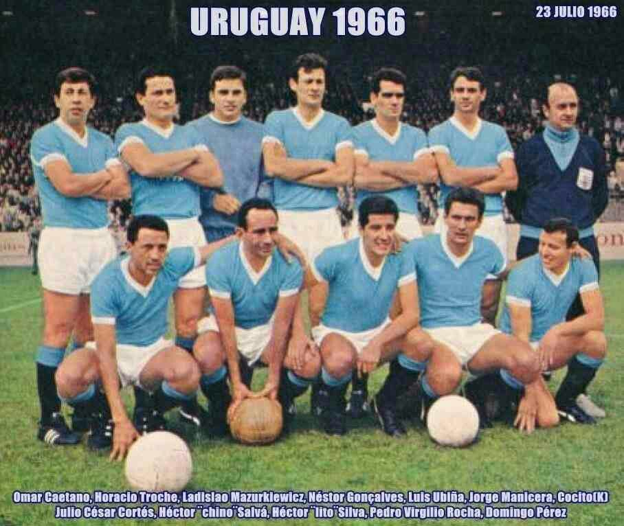 Image result for uruguay 1966