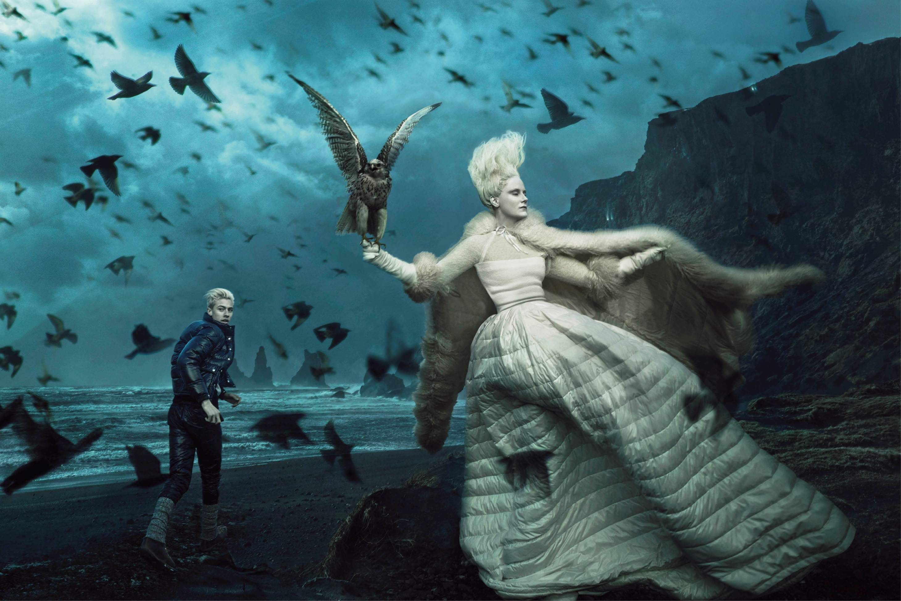 Annie Leibovitz – Fairy tale - Buscar con Google | De fotógrafos y ...