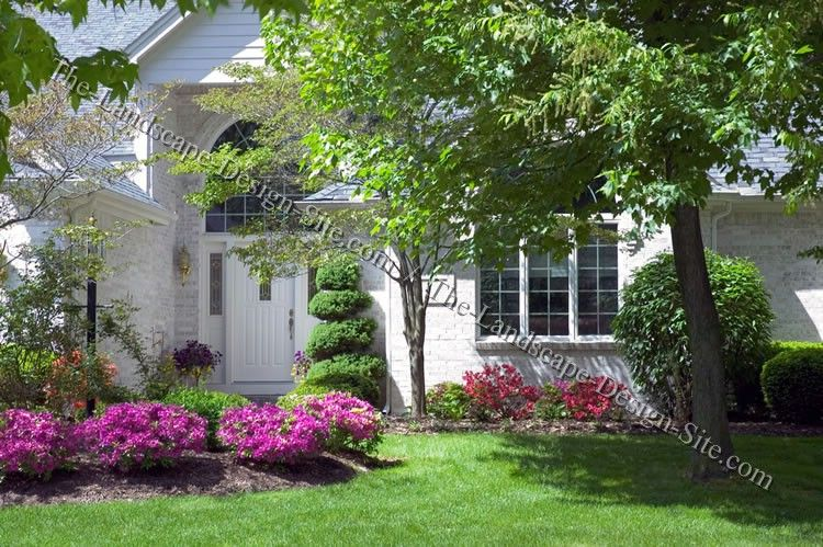 Front Yard Landscape Front Yard Landscaping Examples 400 x 300