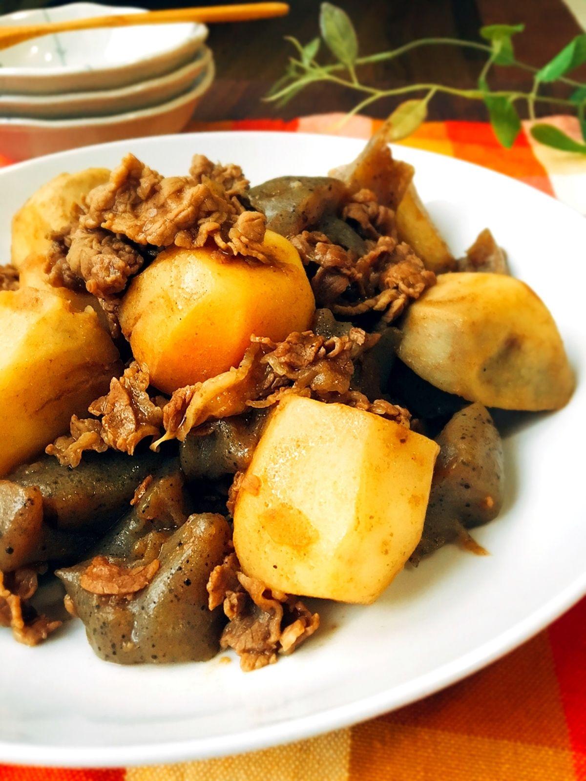 薄切り レシピ 牛肉