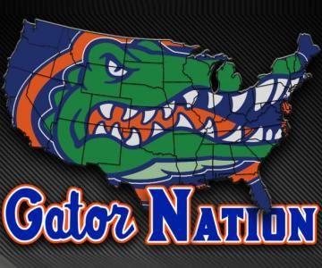 Florida Gators Android Wallpaper in 2020 Gator nation