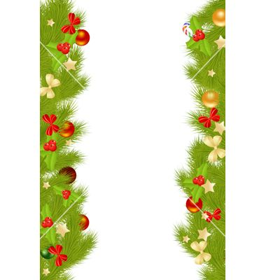 Border Designs For Christmas Card
