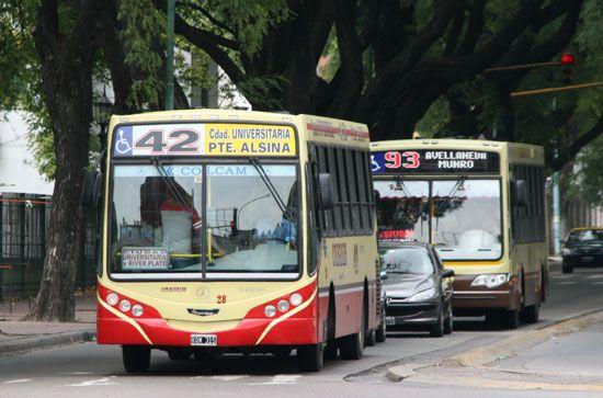 Bus Map Buenos Aires Buenos Aires ARGENTINA Pinterest Bus - Argentina bus map