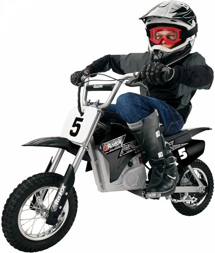 Advertisement Ebay Electric Motocross Bike Razor Mx350 24 Volt Dirt Rocket Outdoor Sports Fun New Motocross Bikes Kids Motorcycle Kids Ride On