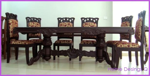 Dining Table Designs With Price dining table design and price in india - http://homedesignq