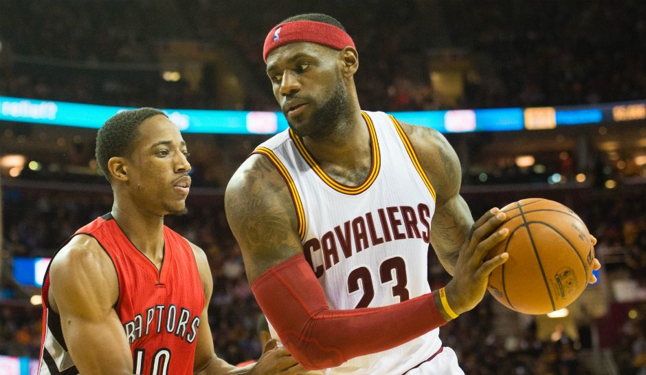 Image result for raptors at cavaliers