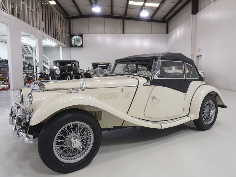 1955 mg tf roadster roadsters british cars import cars