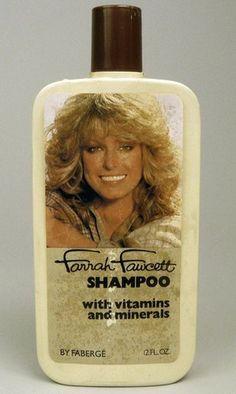 Noi che. ..... la nostra sorella usava questo shampoo