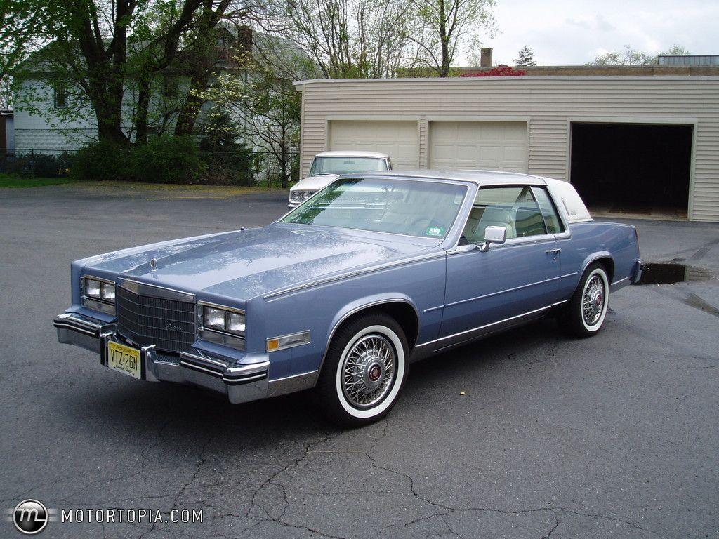 1984 Cadillac Eldorado Biarritz | Cadillac Eldorado 1979-85 ...