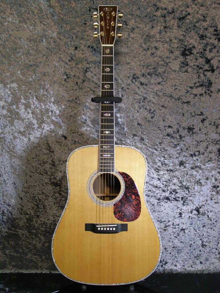 guitars used vintage Martin