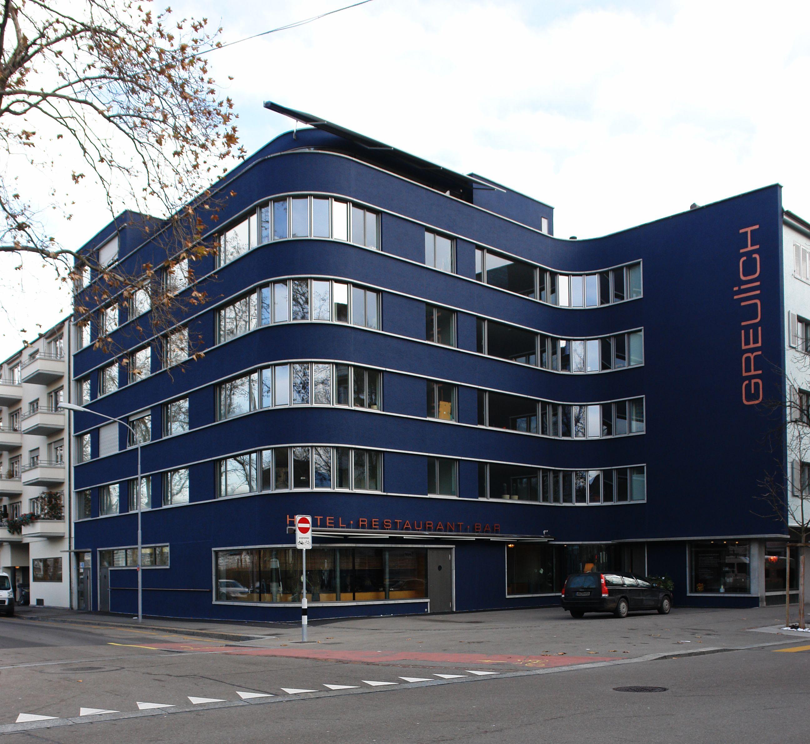 Hotel Greulich Romero Schaefle This And That Amazing World