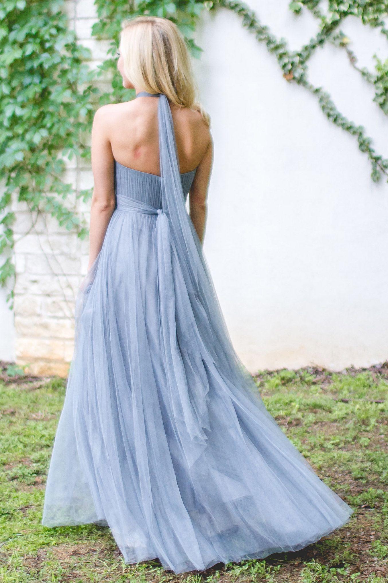 Rosalie Tulle Convertible Dress | Convertible
